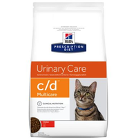 Hill's Prescription Diet Feline c/d Multicare Huhn 1,5 kg