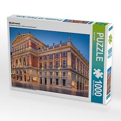 Musikverein Lege-Größe 64 x 48 cm Foto-Puzzle Bild von Karl Heindl Puzzle