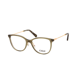 Chloé Twist CE 2727 303, inkl. Gläser, Cat Eye Brille, Damen