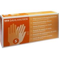P J Dahlhausen & Co GmbH Vinyl-Handschuhe ungep. Gr. S