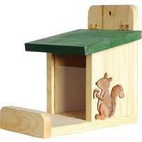 dobar Eichhörnchen-Futterstation natur