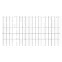 Doppelstab-Gittermatte 8-6-8 fvz, 2500 x 2030 mm