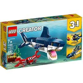 Lego Creator 3in1 Bewohner der Tiefsee 31088