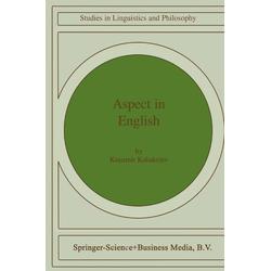 Aspect in English als Buch von K. Kabakciev