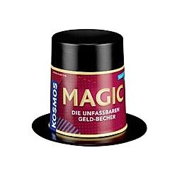 Magic Mini Zauberhut - Die unfassbaren Geld-Becher (Zauberkasten)