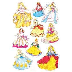 HERMA 3461 10x Sticker DECOR Prinzessin