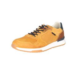 Freizeit-Schnürer Fashion-Sneaker COX gelb