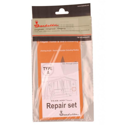 Reparaturset für Zelte aus Acryl