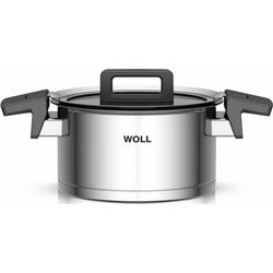 WOLL Kochtopf Concept, Edelstahl 18/10, (1-tlg) 2,6 l - Ø 18 cm x 10 cm