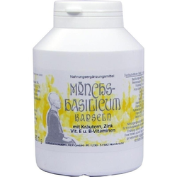 Mönchsbasilicum-Kapseln