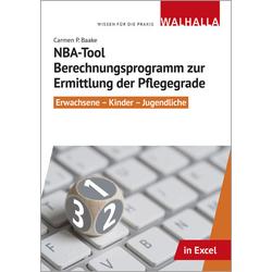 CD-ROM NBA-Tool Berechnungsprogramm zur Ermittlung der Pflegegrade