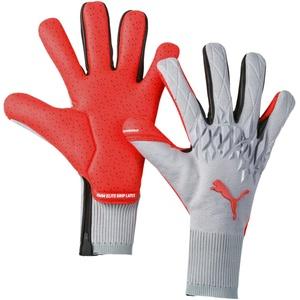 PUMA Future Grip 19.1 Handschuhe, Unisex Erwachsene, Schwarz, 10