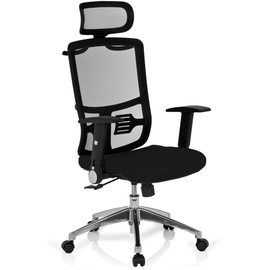 HJH Office Cayen Stoff schwarz