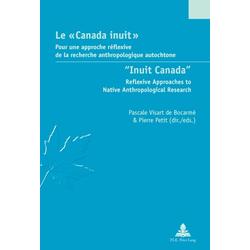 Le ' Canada inuit '. 'Inuit Canada' als Buch von