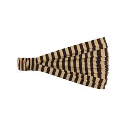 Lipodo Stirnband (1-St) Bandana braun