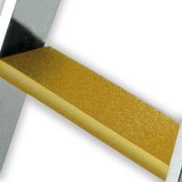 Günzburger Nachrüstsatz clip-step R13 gelb Trittauflage 379mm lang