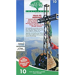 Valle Po - Monviso - Monte Bracco - Buch