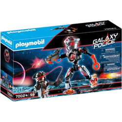 Galaxy Pirates-Roboter
