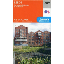 Leeds 1 : 25 000