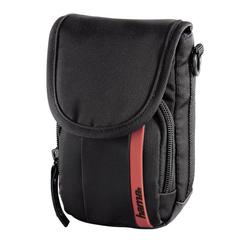 Hama Kameratasche Kamera-Tasche Schutz-Hülle Case Cover, Regenschutz-Haube, Schultergurt, Gürtel-Schlaufe, passend für Kamera Systemkamera Camcorder