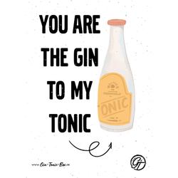Gin Postkarte No.10