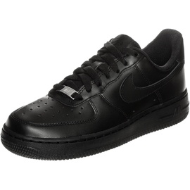 Nike Women's Air Force 1 '07 black/black 36