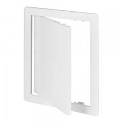 Revisionsklappe Revisionstür Kunststoff Weiß 15/30 AirRoxy 7549