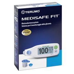 Terumo MEDISAFE FIT Set mg / dl Blutzuckermessgerät