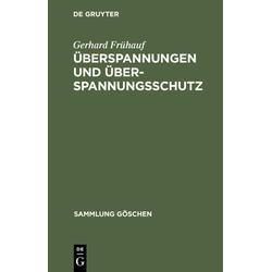 Überspannungen und Überspannungsschutz als Buch von Gerhard Frühauf