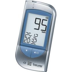 BEURER GL34 Blutzuckermessgerät mg/dl 1 St