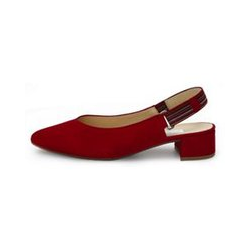 GABOR Slingback-Pumps - 38 - Rot