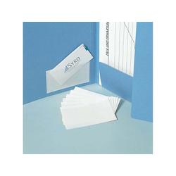 50 Papier-Visitenkarten-Taschen SKL