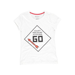 Monopoly T-Shirt L