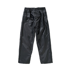 Regatta Regenhose Kinder Regenhose Pack-It schwarz 128