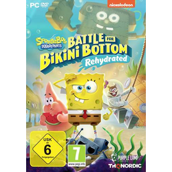 Spongebob SquarePants: Battle for Bikini Bottom - Rehydrated PC USK: 6