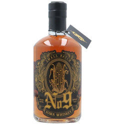 SLIPKNOT No. 9 Iowa Whiskey 0,7L (45% Vol.)