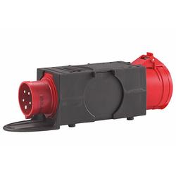 HEDI CEE-Adapterstecker (Phasenwender) - 5 x 32 A / 400 V auf 5 x 16 A / 400V - IP44