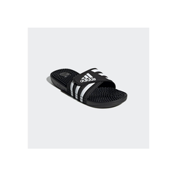 adidas Performance Adissage Badesandale Massagenoppen schwarz 43