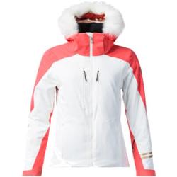 Rossignol - W Ski Jkt White - Skijacken - Größe: M
