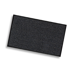 Nölle Schmutzfangmatte 120 x 180 cm schwarz-meliert - 797005