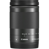 Canon EF-M 18-150mm F3,5-6,3 IS STM schwarz