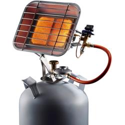 ROWI Gas-Heizstrahler HGS 4600/1, 4600 W grau