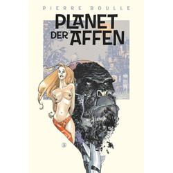 Planet der Affen als Buch von Pierre Boulle