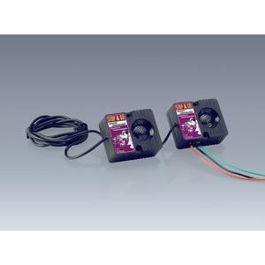 Stop&Go Marderabwehr Marderschutz - Ultraschallgerät mit 2 Lautsprechern 12V 70mA