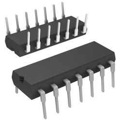 Microchip Technology TC4469CPD PMIC - Gate-Treiber Invertierend, Nicht-invertierend Low-Side PDIP-14