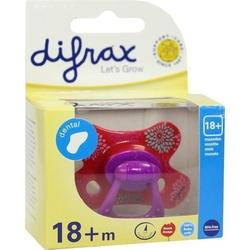 DIFRAX Schnuller dental 18+ Monate 1 St