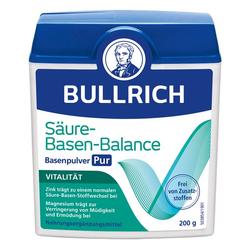 BULLRICH Säure Basen Balance Basenpulver Pur 200 g