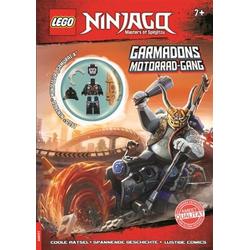 LEGO® NINJAGO® - Garmadons Motorrad-Gang als Buch von