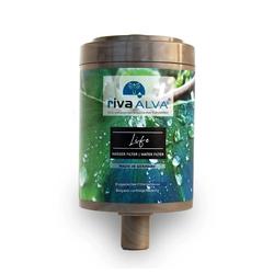 rivaALVA Wasserfilter Life Ersatzkartusche, Zubehör für rivaALVA Life, Wasserhahn