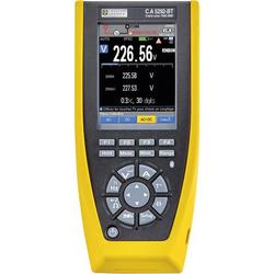 Chauvin Arnoux C.A 5292-BT Hand-Multimeter digital Datenlogger, Grafik-Display CAT III 1000 V, CAT I